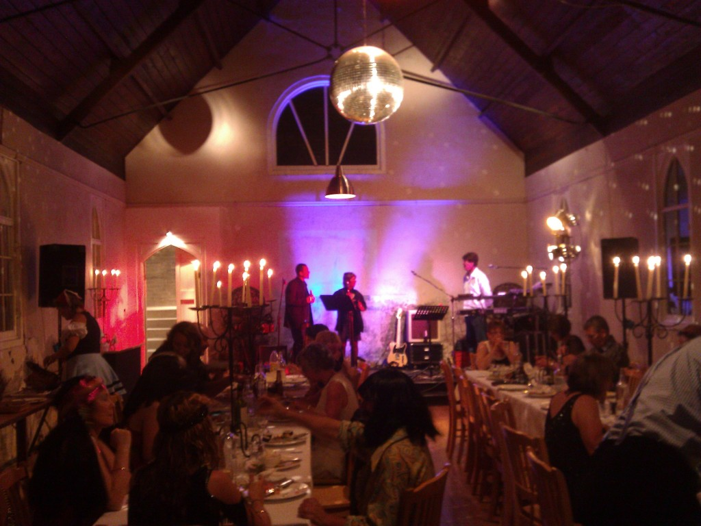Old Convent 2102 Hansen Optometry Christmas Party